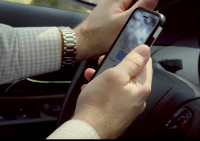 Distracted driving is a leading cause of car accidents
